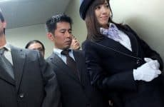 Uncensored Ipz-594 Rumored Elevator Girl's Climax Invitation Aino Kishi