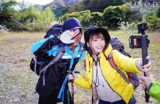 Stars-195 An Unexpected Snowy Mountain Disaster Ntr