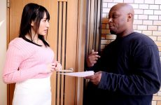 Ngod-122 Black Language School Ntr The Cheerful Black Man From Next Door