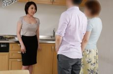 Keed-61 Mom Cums From Getting Fucked Deep In Her Pussy By Daughter's Boyfriend