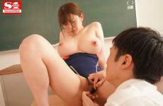 Ssni-842 A Female Teacher With J-cup Tits