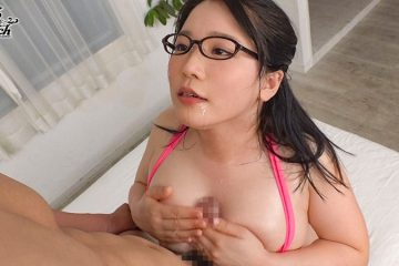 Juny-026 Busty Married Milf In Glasses With A Wild Sub Side