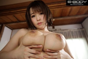 Ebod-777 Big Breasts Daishuki Father Keeps Sucking God Milk I Cup