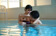 Jul-334 Swimming Class Ntr A Shocking Creampie Video Featuring My Wife