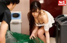 Ssni-884 Every Morning, When I Take Out The Trash