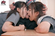 Dasd-802 Even So, I Want To Be Sandwiched By Lesbians