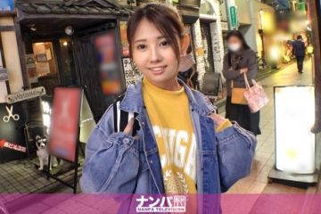 200gana-2443 Nagi 19 Years Old Vocational School Student