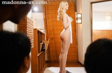 Jul-535 Secret Hot Spring ● Beautiful Blonde Wife Lily Hart Born In Scandinavia