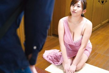 Venx-017 Step Son Becomes Guinea Pig For Step Mother