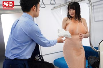 Ssis-068 'just Close To The Chest And Crotch' Knit Dress Sister Mei Washio