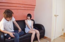 326urf-060 A Neat And Clean Slender Girl With Short Black Hair
