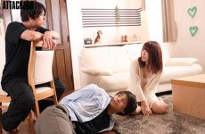 Adn-323 I Replied My Wife Who Hates Me Because She Is Crazy