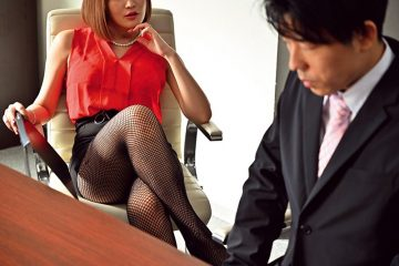 Hzgd-190 The Temptation Of Anal Sex With Her Husband's Employee