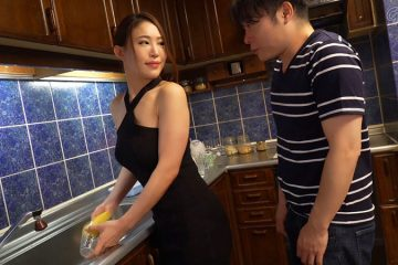 Gvh-266 Son-in-law Rinne Aiming For Her Mother-in-law's Too Obscene Big Tits
