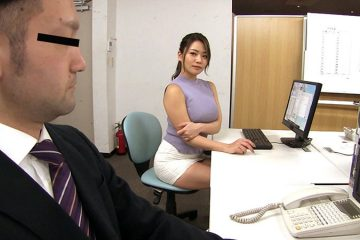 Ktb-047 Seductive Girl Natsuho Comes To Work Wearing Outrageously