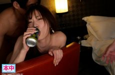 Hmn-031 Tipsy Creampie Sex Akari Mitani Can Be Slut At High Speed