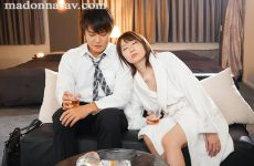 Jul-694 Ema Kishi, A Shared Room With A Female Boss Who Has Been