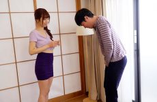 Gvh-284 A Lewd Wife Who Provokes With No Bra No Panties Has Moved