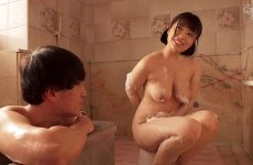 Gvh-293 Amu Ohara, A Cousin With Huge Breasts Who Was Overgrown