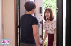 Hmn-047 The Neighbor Who Moved To The Next Door Is A Popular Av Actress Akari Mitani