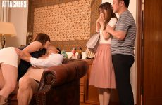 Adn-351 Weekend Only, Couple Exchange Night When Wife Is Embraced By Others